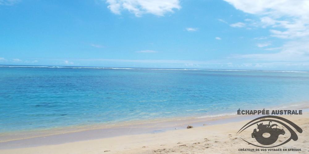 La plage de la Saline