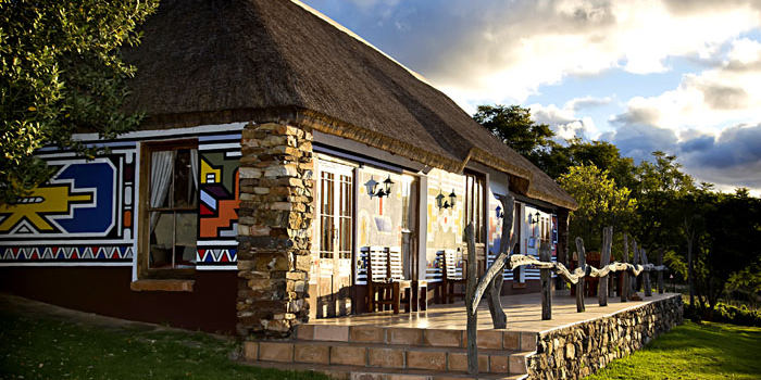 Addo Bush Palace